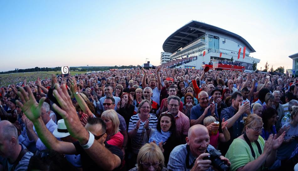Epsom Downs Summer Nights Concerts