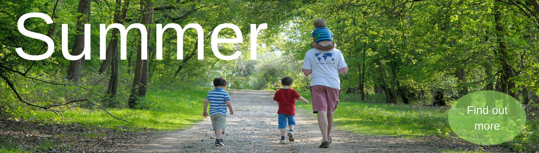 Summer Fun in Surrey - events and things to do this summer