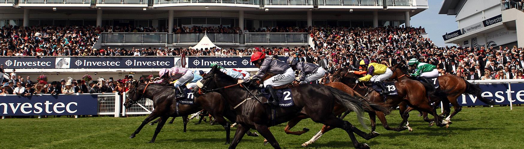 World-famous Investec Derby