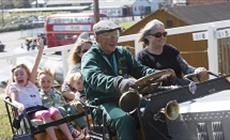 Thumbnail for Family Activities at Brooklands Museum