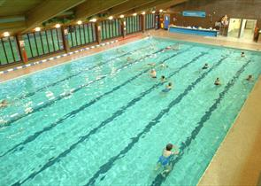 Arena Leisure Centre Swimming Pool