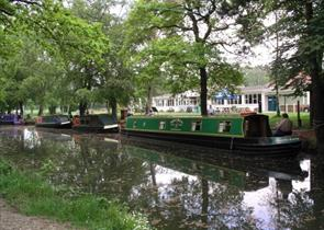Basingstoke Canal Visitor Centre
