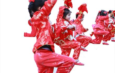 Celebrate Chinese New Year of the Monkey in Woking