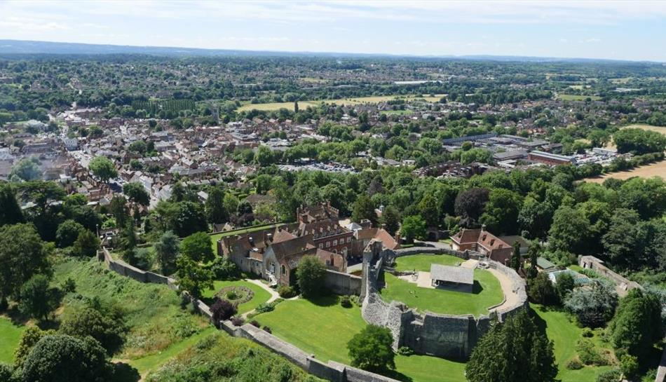 Farnham Towns Villages In Farnham Waverley Visit Surrey