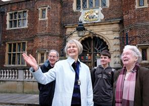 Guildford Tour Guides