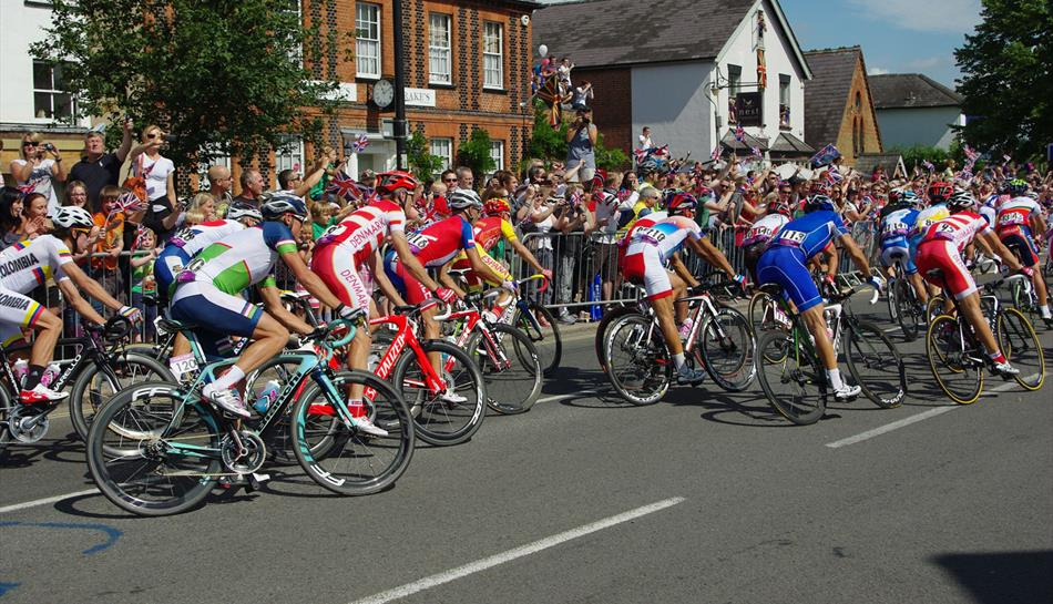 Prudential RideLondon - Surrey 100 and Surrey Classic 2019