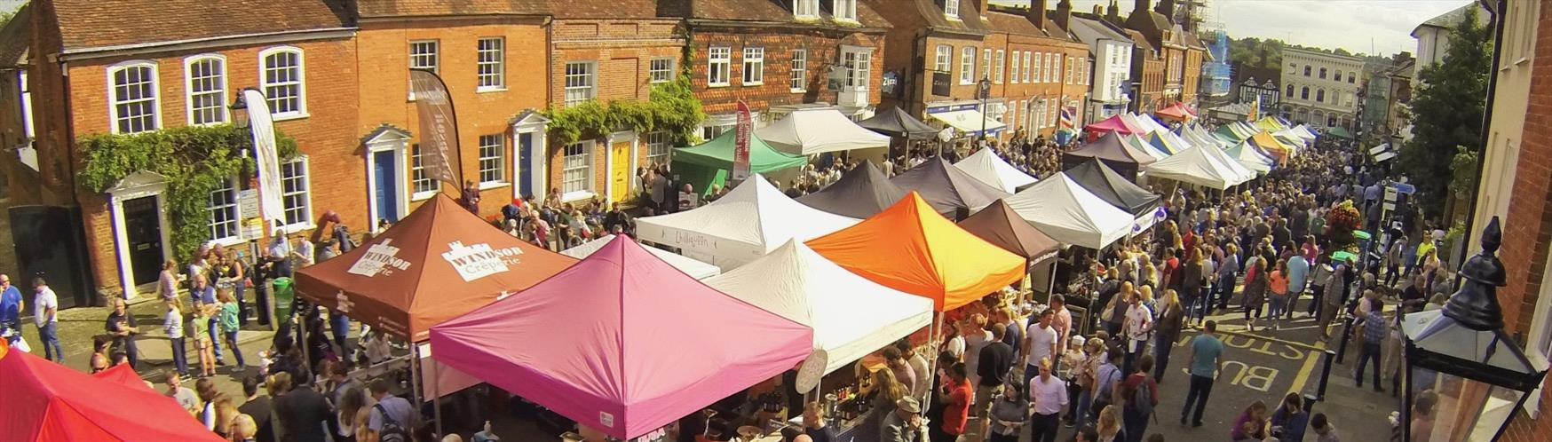 Farnham's Annual Food Festival