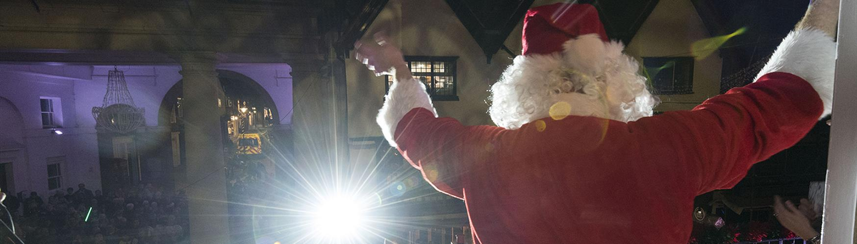 Guildford Christmas Lights Switch-on