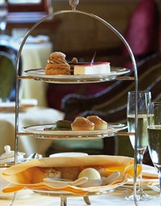 Delicious afternoon tea options