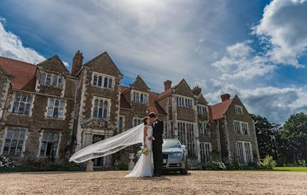 Loseley Park Wedding Venue