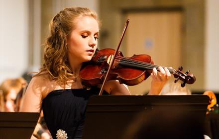 Young Artists Showcase part of Guildford Spring Music Festival