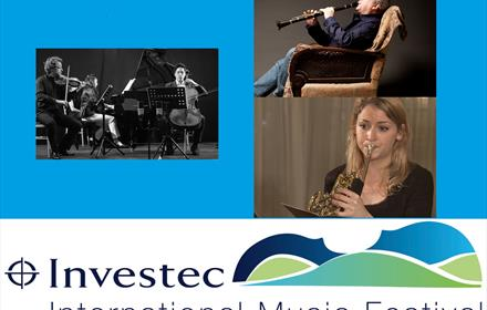 Investec International Music Festival: The Sitkovestsky Trio and Friends