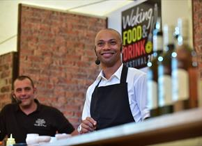 Woking Food and Drink Festival 2019