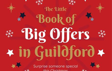 Guildford's Little Book of Offers for Christmas 2017
