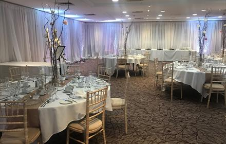 Weddings at The Hilton, Cobham