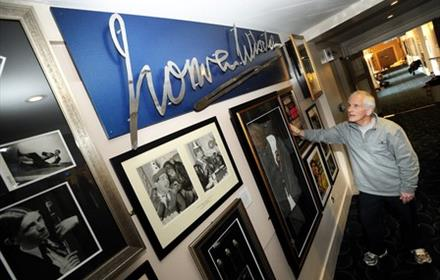 Sir Norman Wisdom An exhibition of his life