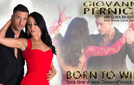 Giovanni Pernice - Born To Win - Live on Tour