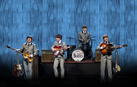 Hooves & Grooves music night with the Bootleg Beatles!