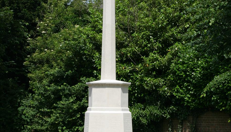 Banstead War Memorial, Surrey