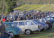 Brooklands New Year's Day Gathering