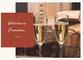 Valentine's Day at Woodlands Park Hotel