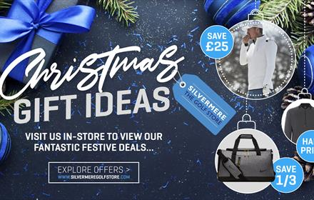 Silvermere Golf Store's Christmas Deals Have Arrived!