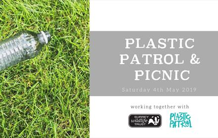 Litter Pick and Picnic Lunch for #SurreyDay