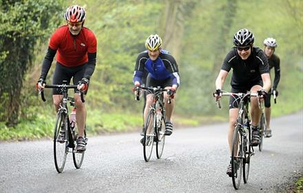 Cycle the Surrey Hills