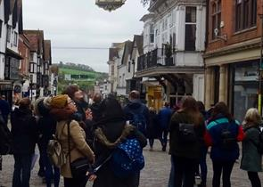 Guided Walks of Guildford