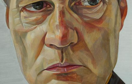 The Show Goes On: A Theatre of Portraits by the Royal Society of Portrait Painters