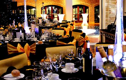 Christmas Party Nights at Denbies Wine Estate