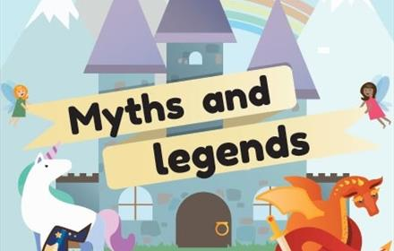 Myths and Legends  at Godstone Farm