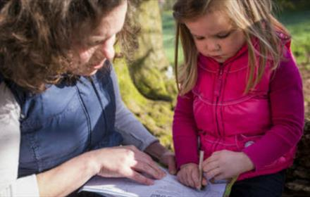 Cadbury Easter Egg Trail at Swan Barn Farm
