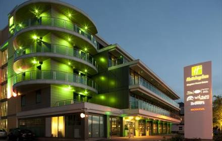 Exterior of Holiday Inn Kingston