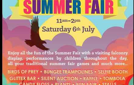 Green Lane Primary and Nursery School Summer Fair