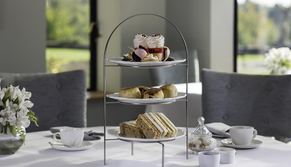 Afternoon Tea at Foxhills