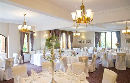 Weddings at Nutfield Priory Hotel & Spa