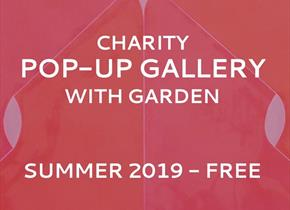 The Pop-Up Gallery with Garden