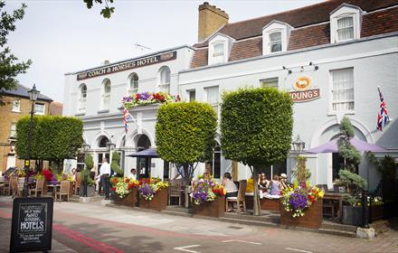The Coach and Horses Kew