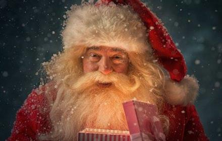 Visit Father Christmas' Grotto at The Square Camberley