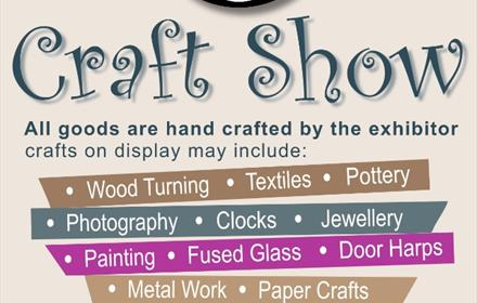 Craft Show - Normandy Village Hall, Guildford