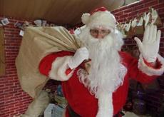 Godstone Farm Meet Father Christmas