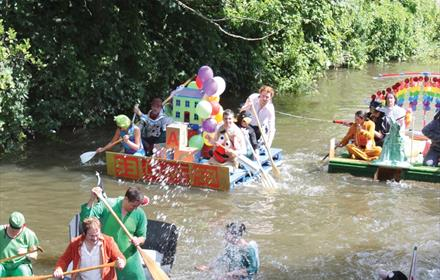 Guildford Raft Race