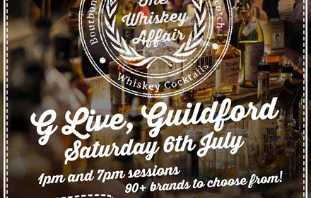 The Whiskey Affair Festival: Guildford