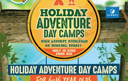 May Half-term Outdoor Activity Day Camp