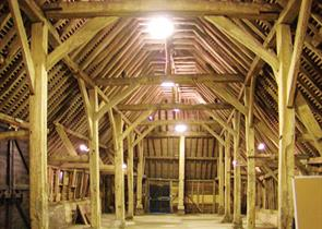 The Great Barn - Wanborough