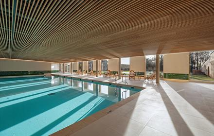 The Coach House Health Club and Spa at Beaverbrook
