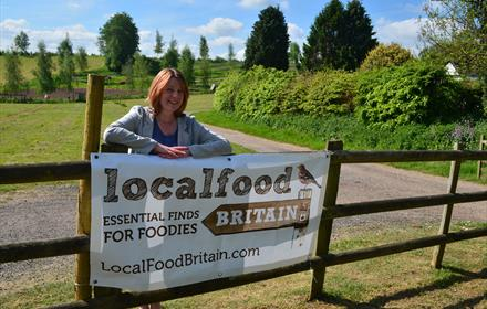 Local Food Britain Countryside Food & Drink Festival