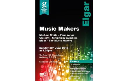 "Godalming Choral Society - Summer Concert: ""Music Makers"""