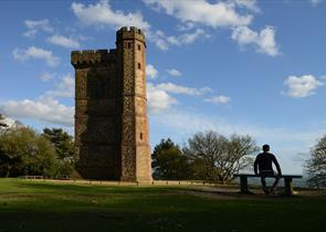 Leith Hill Tower - image National Trust